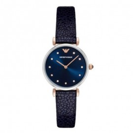 Emporio Armani Retro Navy watch Woman AR1989