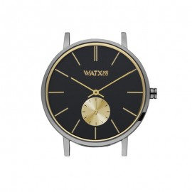 Caja Watx and Co 38 Analogic Sparklin Black watch Unisex WXCA1011