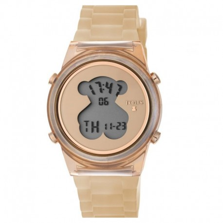 Tous D-Bear watch Woman 800350695
