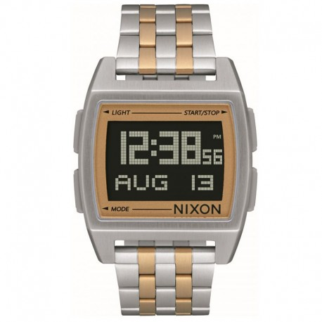Reloj Nixon Base Silver Light Gold Unisex A11071431