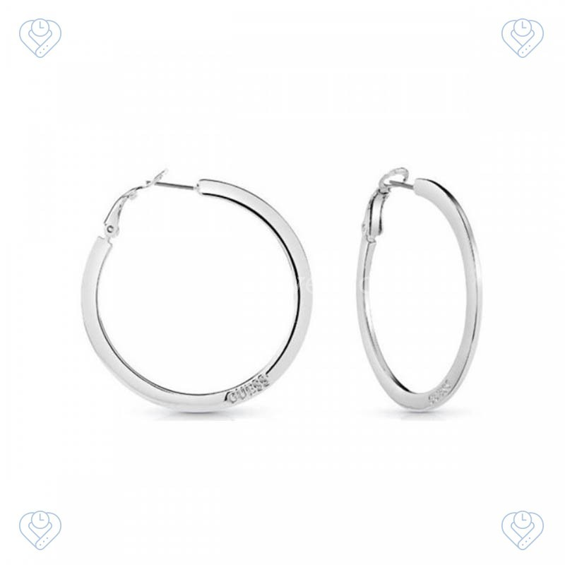 7a2476db019c Pendientes Guess Hoop I Did It Again UBE84027- TheTimeLovers