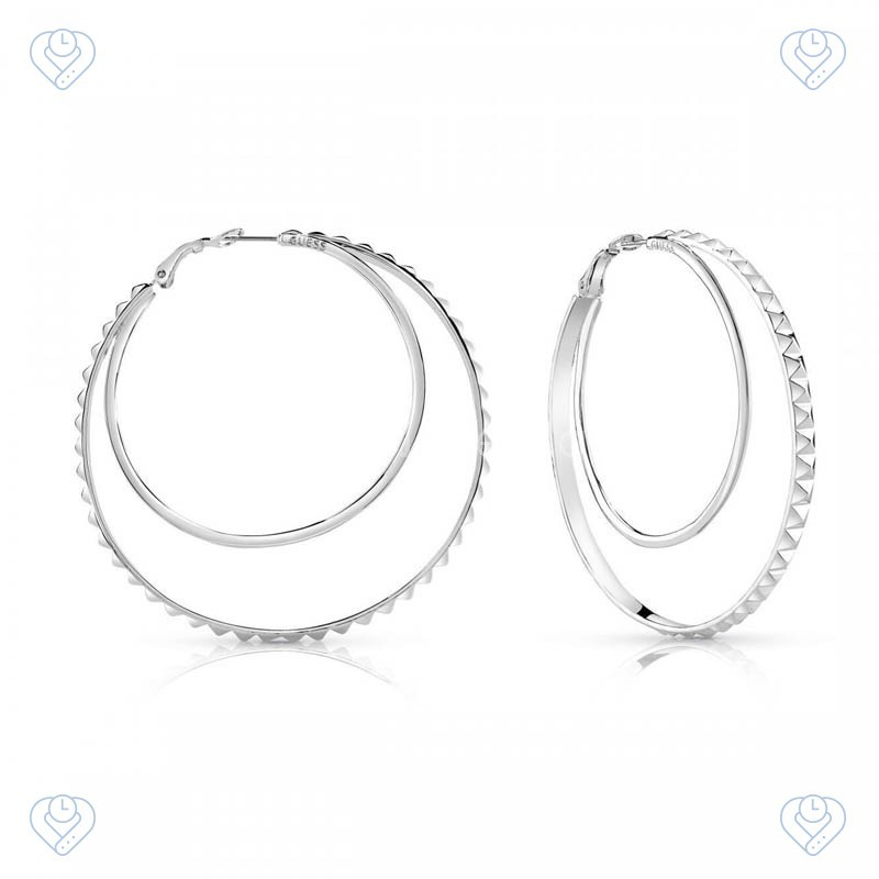 e73d8b09445a Pendientes Guess Hoop I Did It Again UBE84069- TheTimeLovers