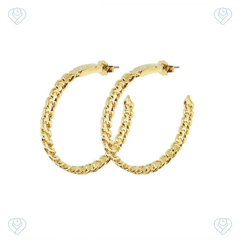 40315069dcb9 Pendientes Guess Hoop I Did It Again UBE84044- TheTimeLovers