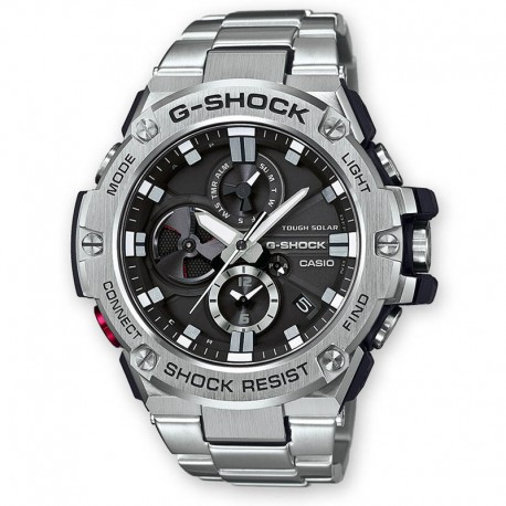 69528e99e Reloj Casio G-Shock Caballero GST-B100D-1AER - The Time Lovers