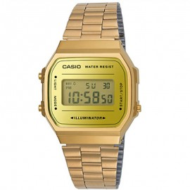 Orologio Casio Collection Unisex A168WEGM-9EF