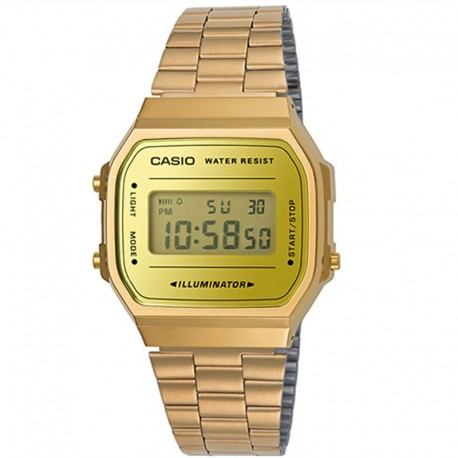Reloj Casio Collection Unisex A168WEGM-9EF