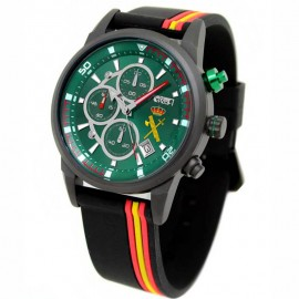 Reloj Aviador Guardia Civil- Caballero AV-1212-10-B