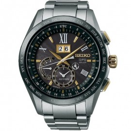 Seiko Astron Gps Solar Big Date watch Man SSE139J1