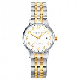 Viceroy Classic Bicolor watch Woman 42224-94