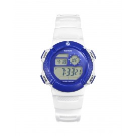 Reloj Real Madrid Digital Cronógrafo Infantil RMD0006-30