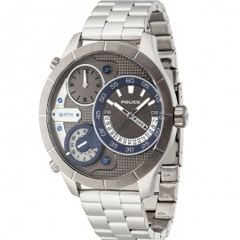 Montre Police Bushmaster Trial T Grey Dial BR Homme R1453254001
