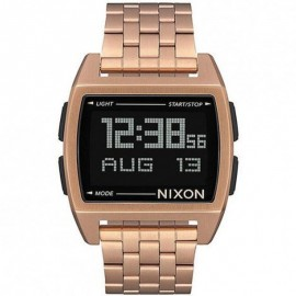 Montre Nixon Base All Rose Gold Unisexe A1107897