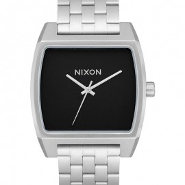 Nixon Time Tracker Black watch Unisex A1245000