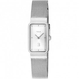 Tous Squared Mesh SS watch Woman 800350875