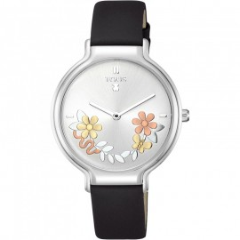 Tous Real Mix SS ESF Silver watch Woman 800350900