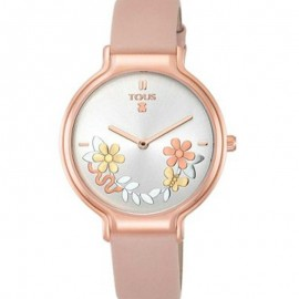 Tous Real Mix IPRG ESF Silver watch Woman 800350905