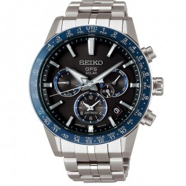 Seiko Astron GPS Solar watch Man SSH001J1