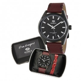 Pack Watch and Bracelet Marea Man B54099/24