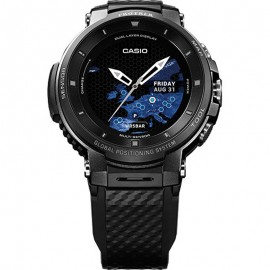 Casio WSD-F30 watch Man WSD-F30-BKAAE