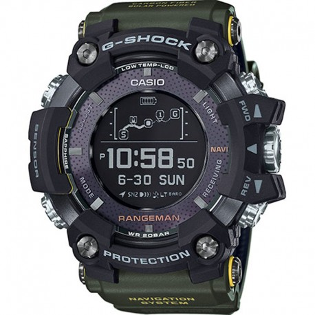 Casio G-Shock watch Man GPR-B1000-1BER
