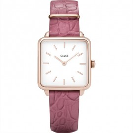Cluse La Tetragone watch Woman CL60020