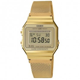 Casio watch Unisex A700WEMG-9AEF