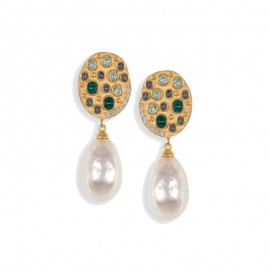 Earrings Maximo Betro Woman 40023