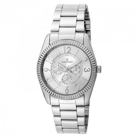 Radiant New Eighties Silver Women's Watch RA380201