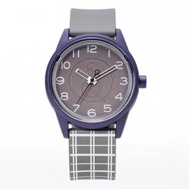 Montre Watx and Co Digital Sparkling Azul Unisexe
