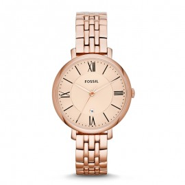 Fossil Rose Gold Women's Watch ES3435