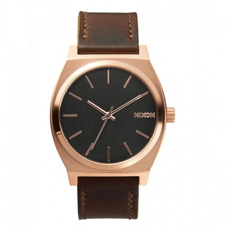 Nixon Time Teller Rose Gold watch Unisex A0452001