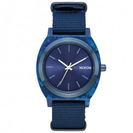 Nixon Time Teller All Blue watch Unisex A3272490