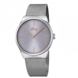 Lotus Plateado watch Unisex 18285/2