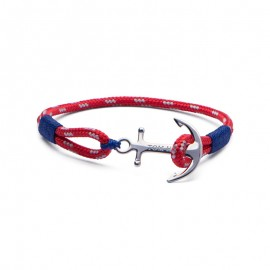 Pulsera Tom Hope Arctic Blue Unisex TM0021