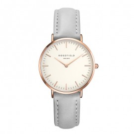 Rosefield Tribeca Gris watch Woman TWGR-T57