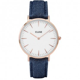 Cluse La Boheme Denim watch Woman CL18025