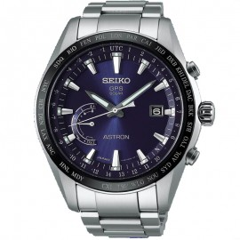 Seiko Astron Titanio World Time watch Man SSE109J1