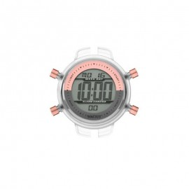 Caja Watx and Co Digital Duo Pink & Grey Talla S watch Unisex RWA1574