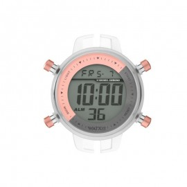 Caja Watx and Co Digital Duo Pink & Grey Talla M watch Unisex RWA1074