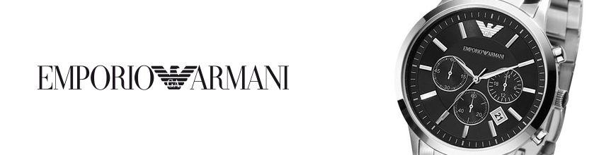 Buy Watches Emporio Armani online