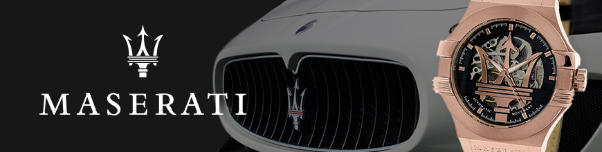 Buy Maserati WatchES ONLINE