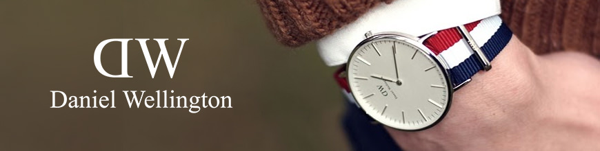 Daniel Wellington watches straps online